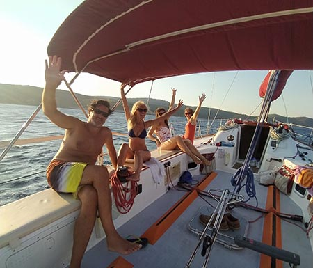 hvar sail and wine cruises